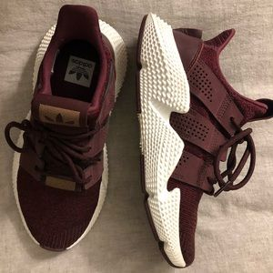 Adidas Maroon Prophere Shoes